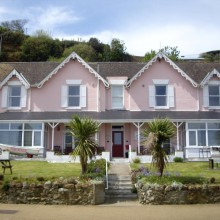 Pink Beach Guest House, Shanklin, Isle of Wight