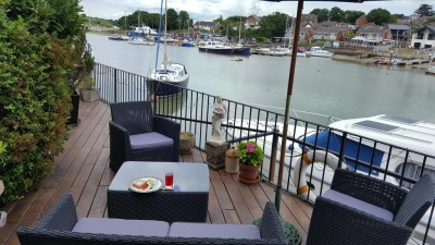 Quay Cottage B&B, Wootton, Isle of Wight