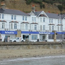 Shanklin Beach Hotel, Esplanade, Shanklin, Isle of Wight