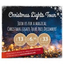 SOUTHERN VECTIS CHRISTMAS LIGHTS TOUR
