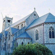 St Mary's Church, Cowes, Isle of Wight