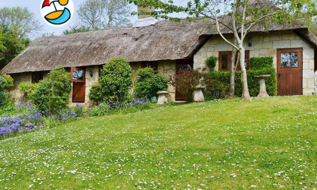 The Thatch Cottage, Luccombe, Isle of Wight