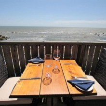 The Boathouse Seafood Restaurant, Steephill Cove, Isle of Wight