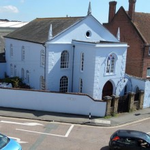The Chapel House, East Cowes, Isle of Wight