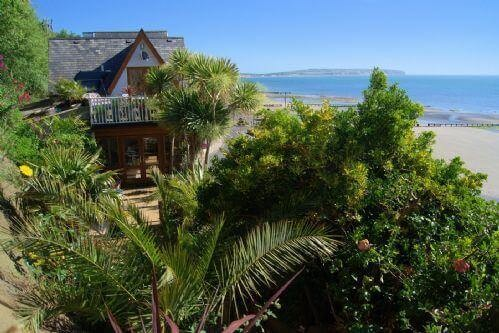 The Sea Terrace, Shanklin, Isle of Wight