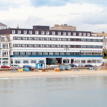 The Trouville Hotel, Sandown, Isle of Wight