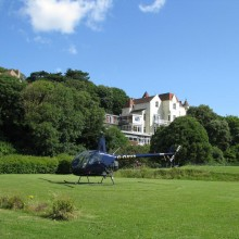 Ventnor Towers Hotel, Ventnor, Isle of Wight