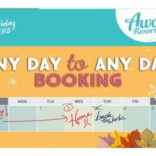 ANY DAY TO ANY DAY BOOKINGS at Whitecliff Bay