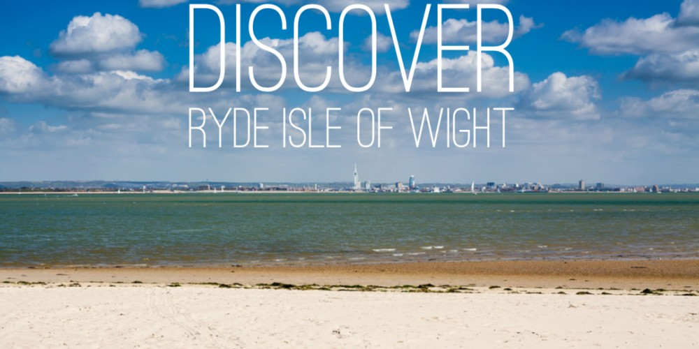 Discover the wonderful town of Ryde.