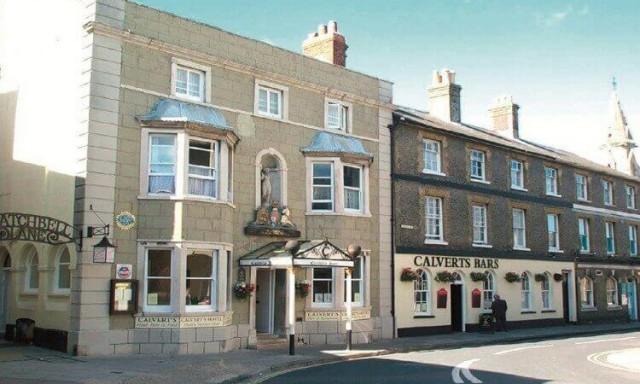 Calverts Hotel, Newport, Isle of Wight