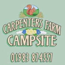 Carpenters Farm Camp Site, St Helens, Isle of Wight