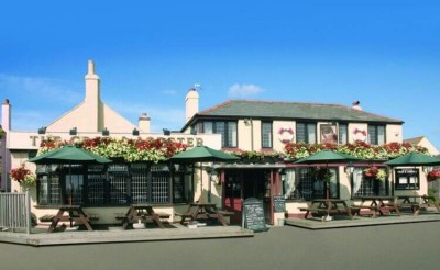 Crab and lobster Inn, Bembridge, Isle of Wight