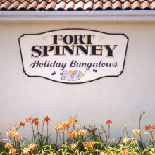 Fort Spinney Holiday Centre, Sandown, Isle of Wight