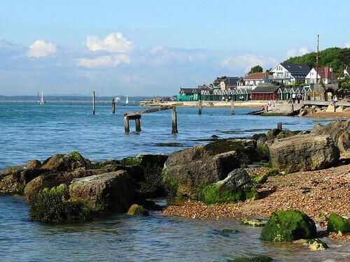 Gurnard, Isle of Wight