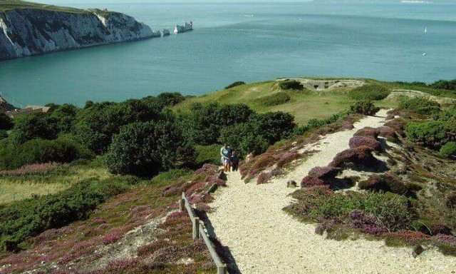 Headon Warren Isle of Wight – 4.25 miles