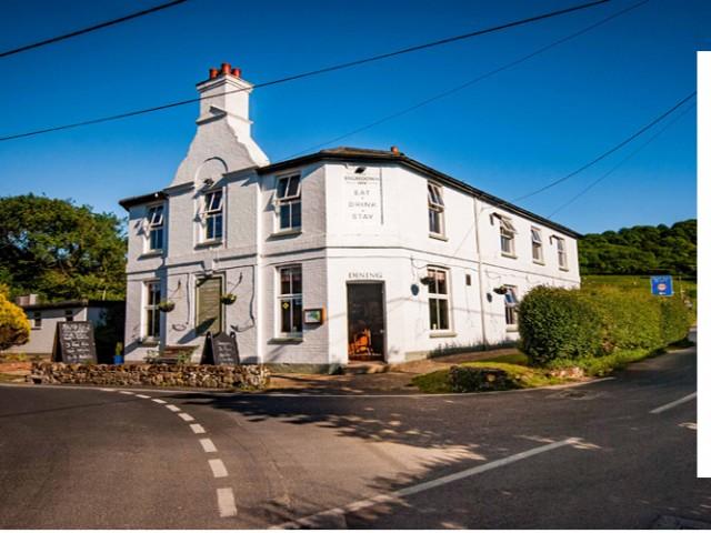 The High Down Inn and Tearoom at Totland