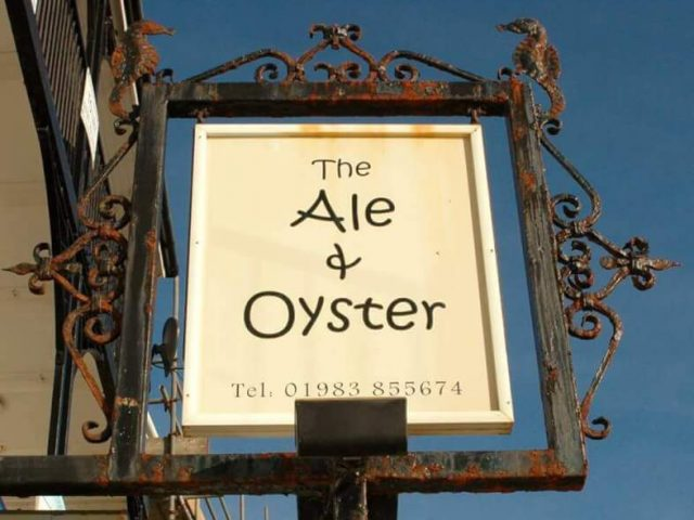 The Ale & Oyster Pub, Ventnor, Isle of Wight