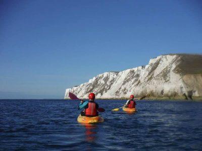 Adventure Activities Isle of Wight Kayaking