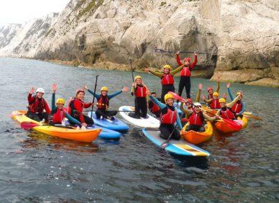 Adventure Activities Isle of Wight Water Activities