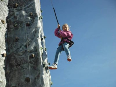 Adventure Activities Isle of Wight Rock Climbing