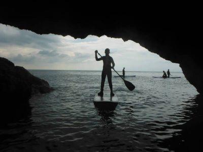 Adventure Activities Isle of Wight paddle bording main