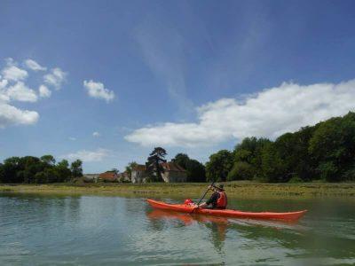 Adventure Activities Isle of Wight relax