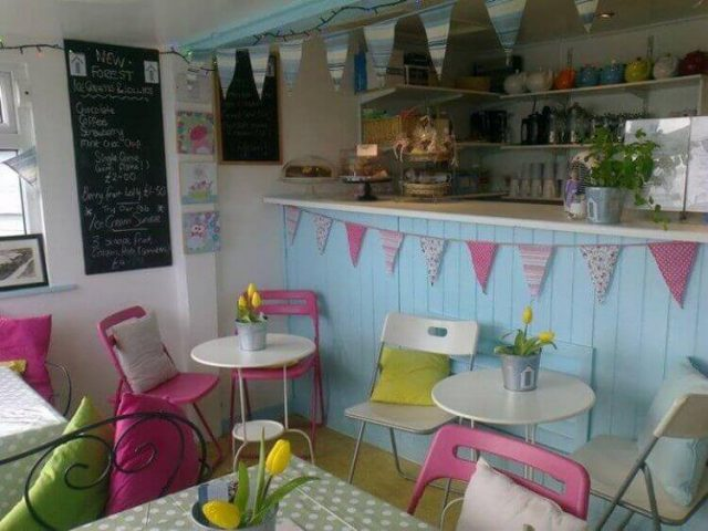The Beach Hut, Bembridge, Isle of Wight