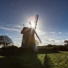 Bembridge Windmill, Isle of Wight