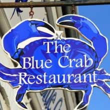 The Blue Crab Restaurant, Yarmouth