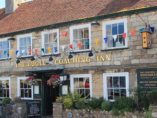 The Bugle Inn, Yarmouth, Isle of Wight
