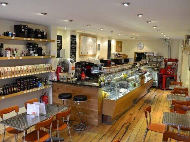 Caffee Isola, Newport, Isle of Wight