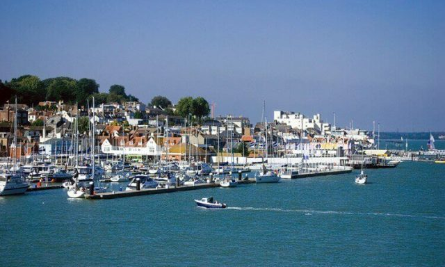 Cowes to Newport Circular Cycle Route