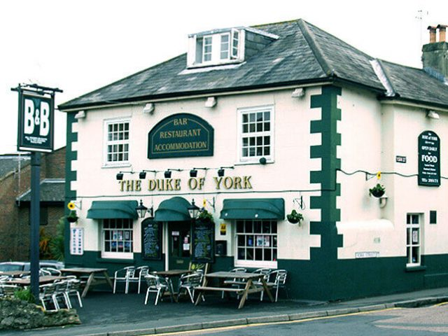 The Duke of York Hotel, Cowes, Isle of Wight