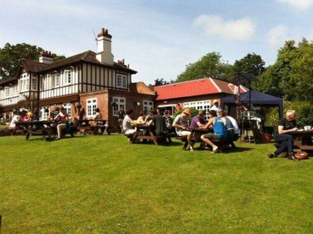 The Fishbourne Inn, Wooton, Isle of Wight
