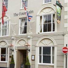 Fountain Inn Restaurant in Cowes