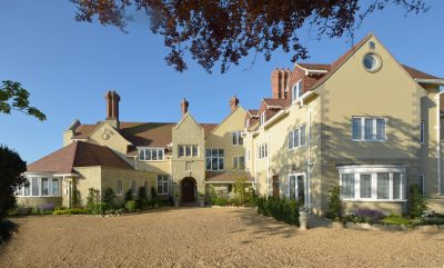 Haven Hall Luxury Isle of Wight Self Catering Apartments 2