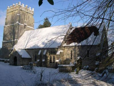 Gatcombe Church
