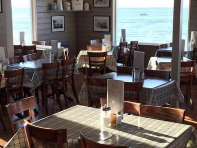 Gossips Cafe, Yarmouth, Isle of Wight