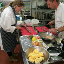'THE GURT COOK OFF RETURNS' Isle of Wight Day's recipe for success  The event will take place at the Isle of Wight College on Monday 25th September APPLY NOW TO ENTER.