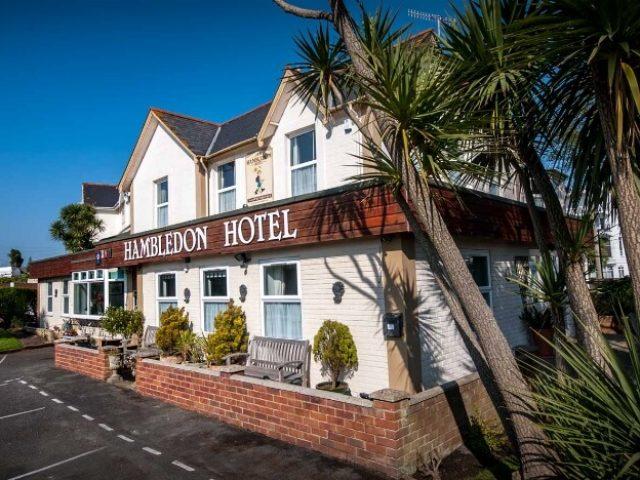 Hambledon Hotel, Shanklin, Isle of Wight