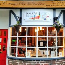 Keats Kitchen, Shanklin, Isle of Wight