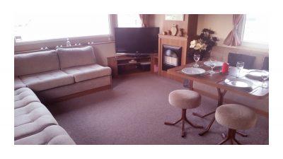 Lounge(2), 10 Crosswinds, Whitecliff Bay Holiday Park