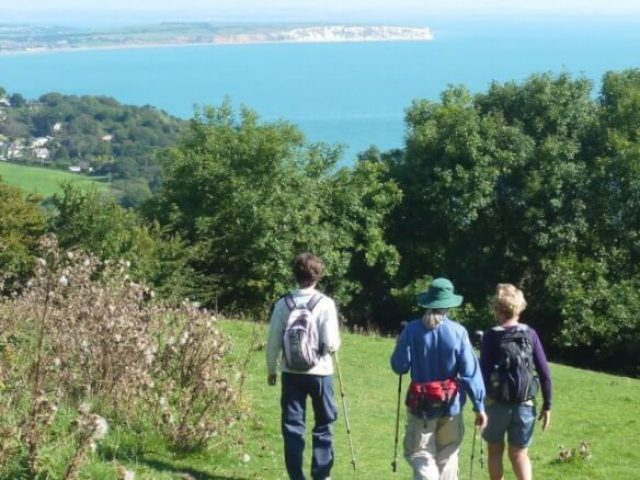 Luccombe and The Landslip Walk – 4.5 Miles