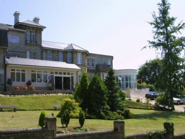 Melville Hall Hotel, Isle of Wight