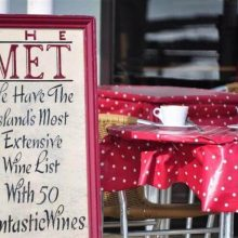 The Met Bar, Ventnor, Isle of Wight