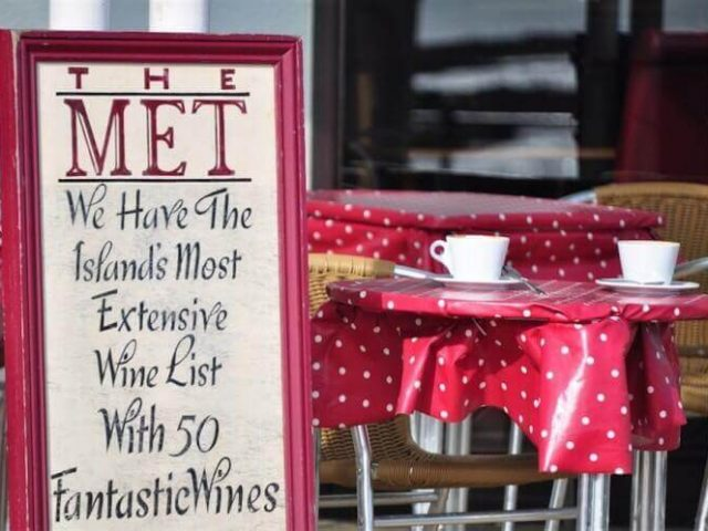 The Met Bar, Ventnor, Isle of Wight