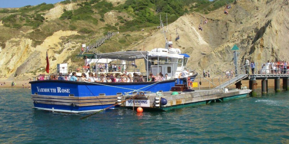 Welcome to our new members Needles Pleasure Cruises, Isle of Wight