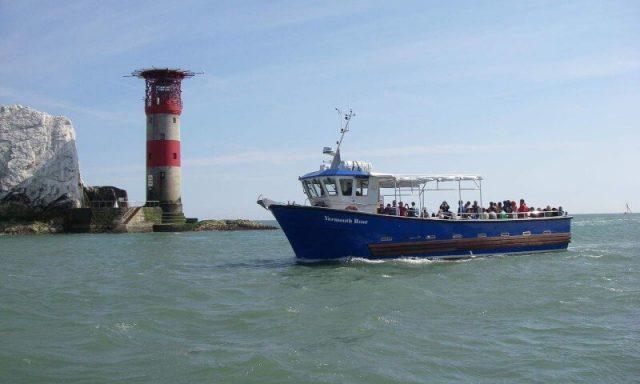 Needles Pleasure Cruises, Isle of Wight