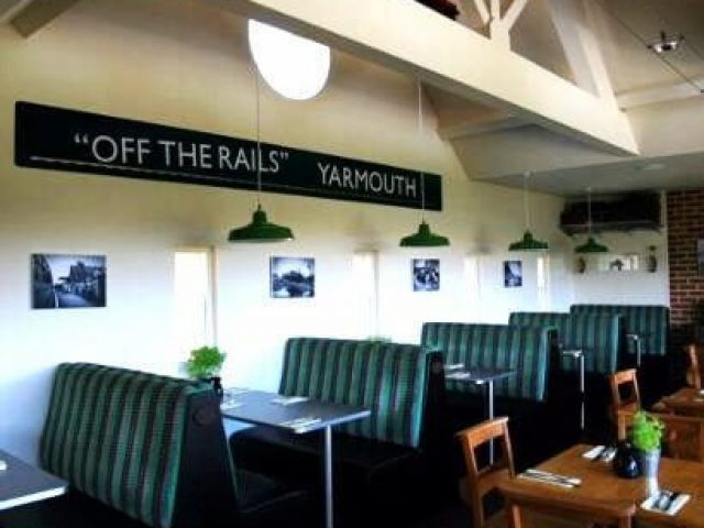 Off the Rails – Yarmouth – Restaurant