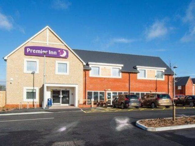 The Premier Inn, Sandown, Isle of Wight